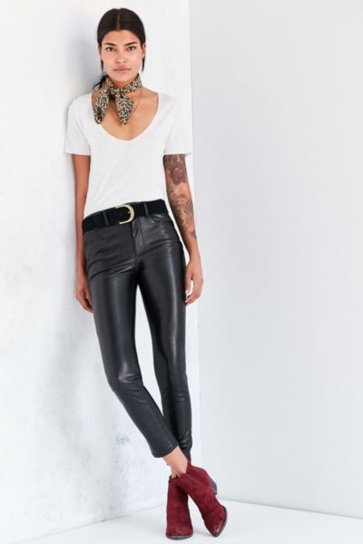 You Can Pull off Leather Pants; Urban Outfitters
