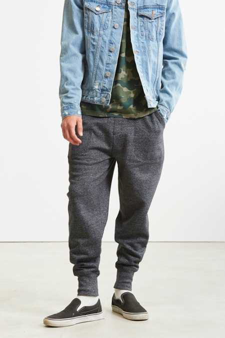 UO Twisted Fleece Jogger Pant