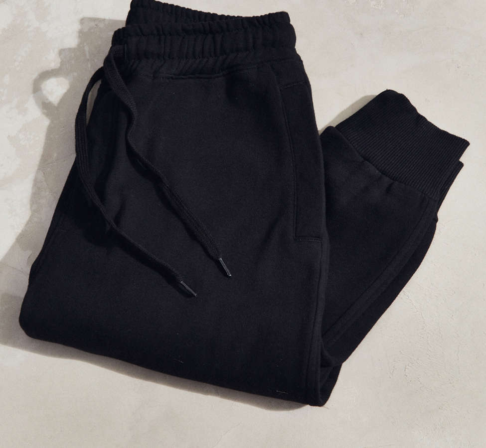 Slide View: 2: UO Terry Fleece Jogger Pant