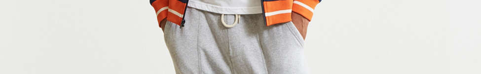 Thumbnail View 6: UO Terry Fleece Jogger Pant