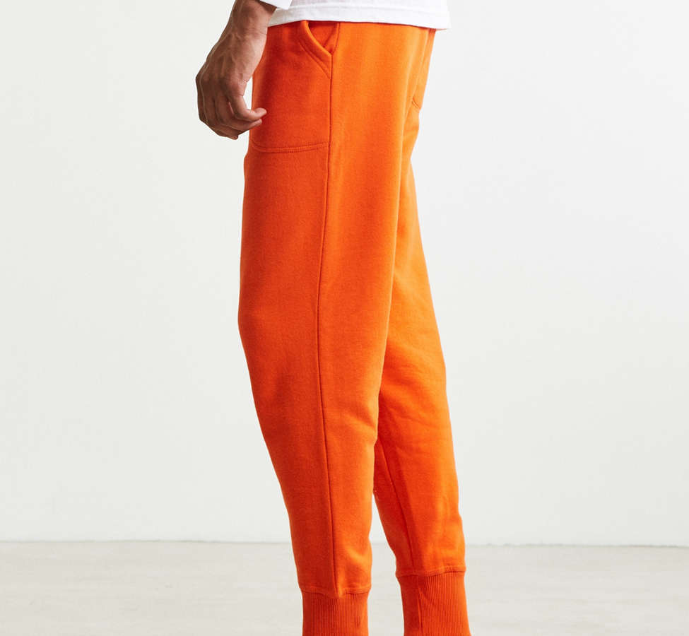 Slide View: 3: UO Terry Fleece Jogger Pant