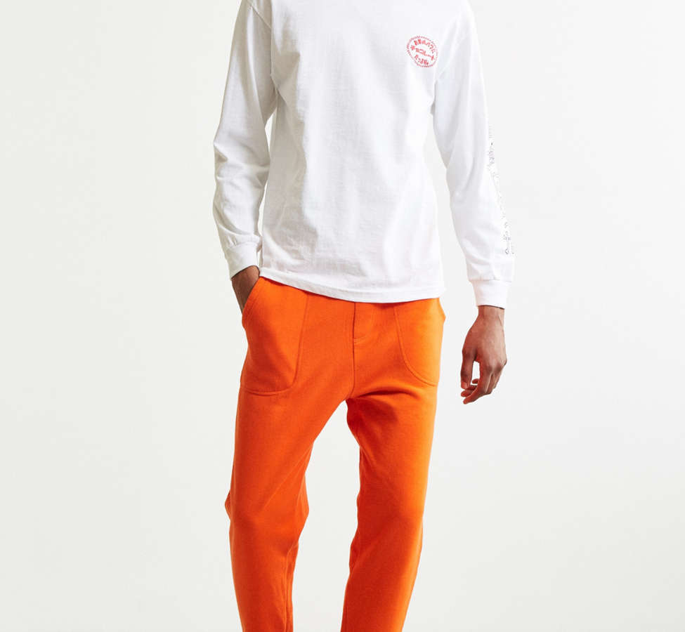 Slide View: 6: UO Terry Fleece Jogger Pant