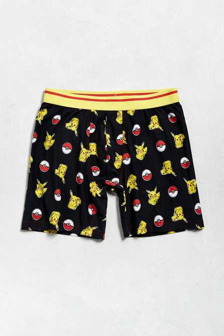 Pokemon Print Boxer Brief