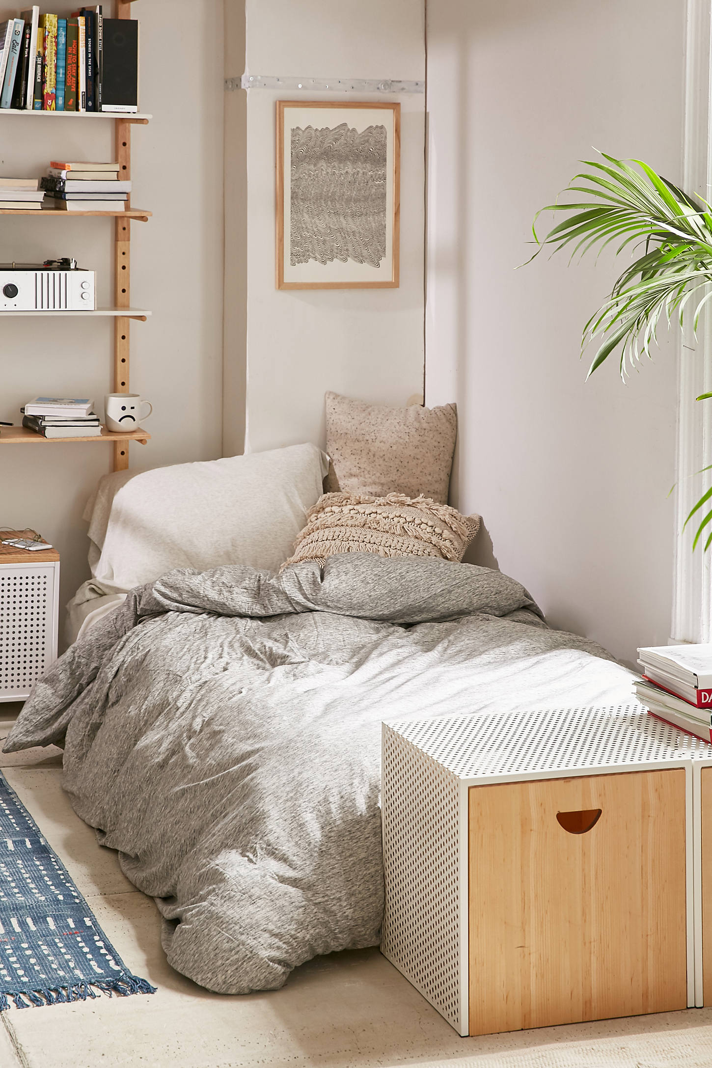 Snooze Bedroom Furniture T Shirt Jersey Duvet Snooze Set Urban Outfitters