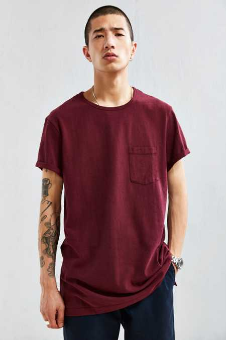 Heavy Roll Sleeve Tee