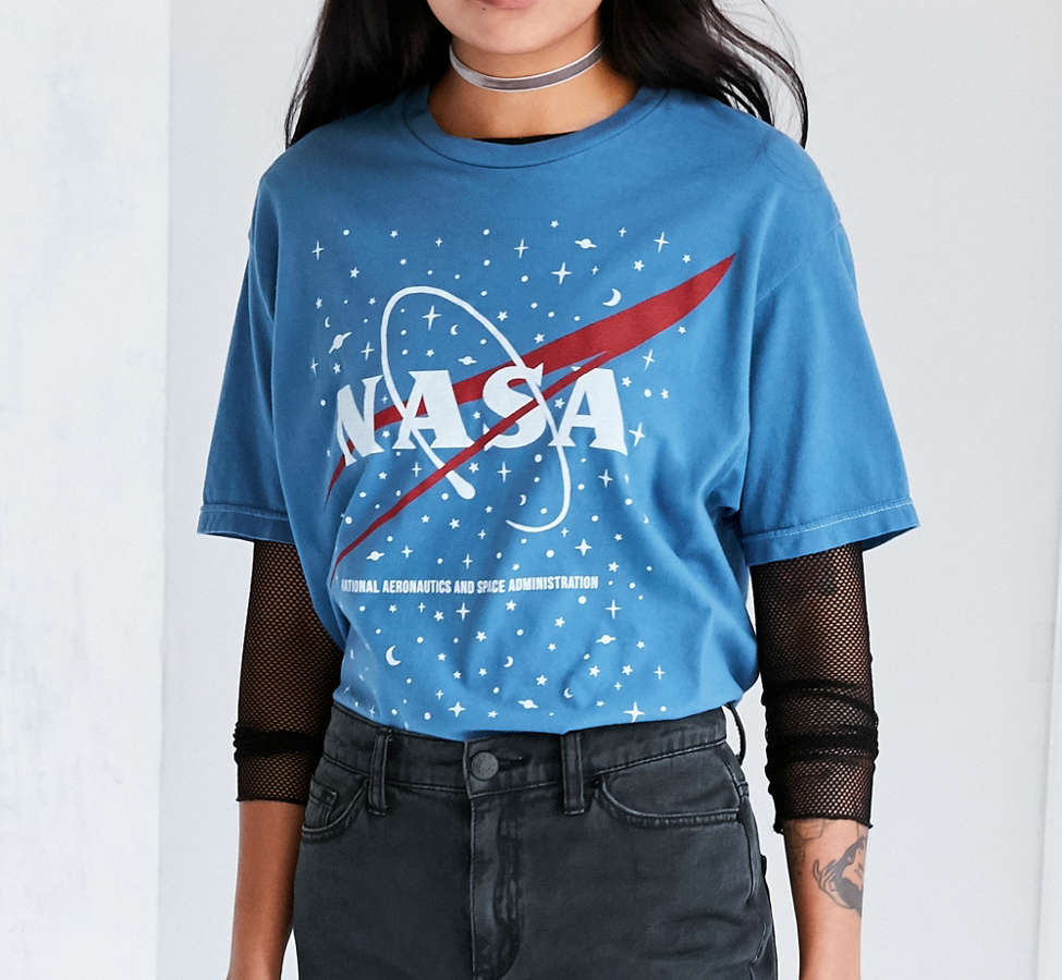 Slide View: 1: NASA Tee