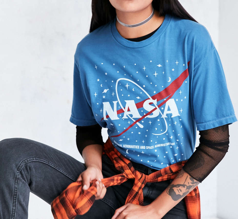 Slide View: 3: NASA Tee