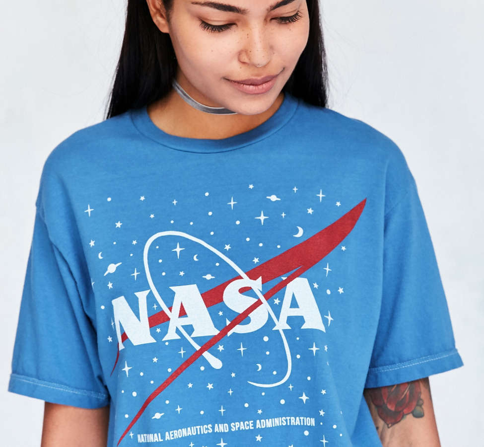 Slide View: 4: NASA Tee