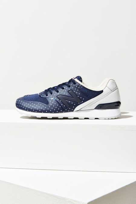 New Balance 696 Reengineered Polka Dot Running Sneaker