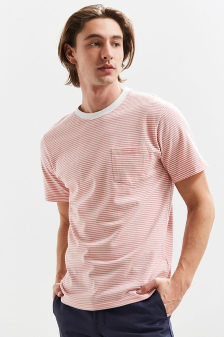 Famous Purple - Striped Shirts | Urban Outfitters SL41