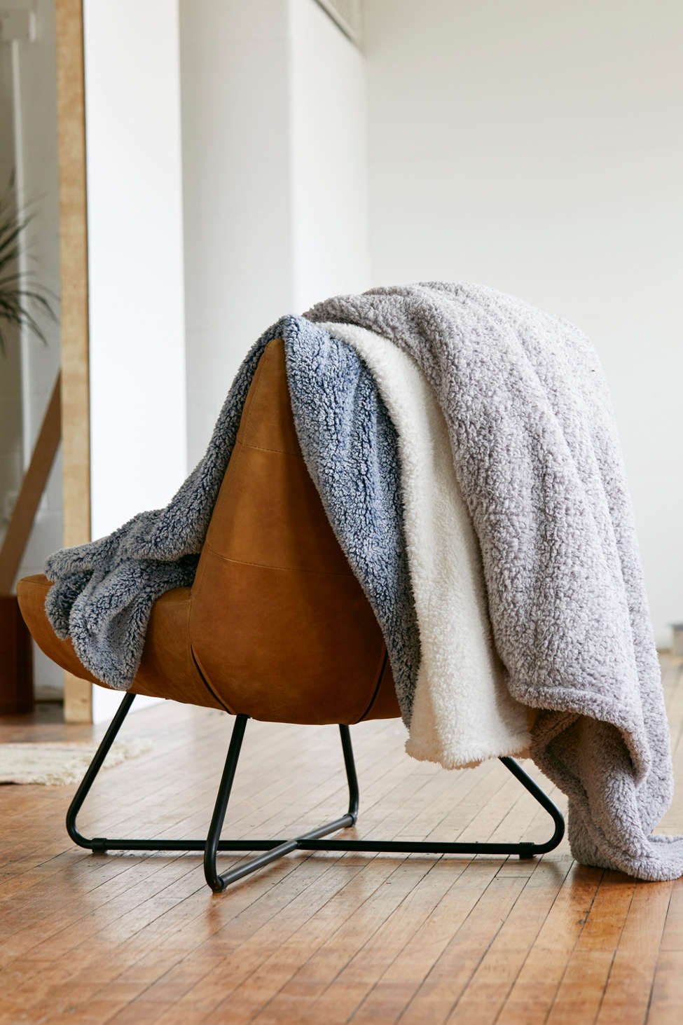 Slide View: 6: Amped Fleece Throw Blanket