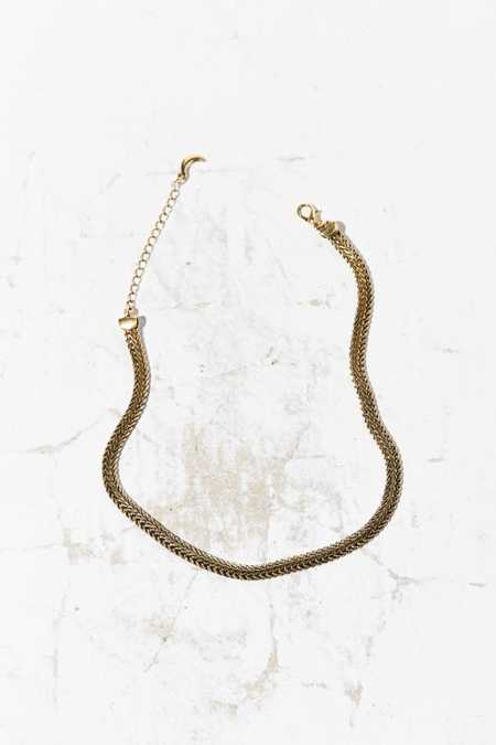 Milla Short Chain Necklace