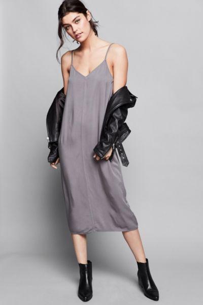 Calvin Klein For UO Midi Slip Dress