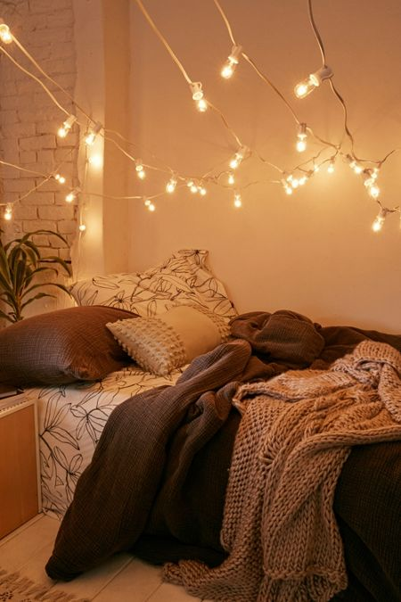 White String Lights Party Lights Urban Outfitters - Cheap string lights for bedroom
