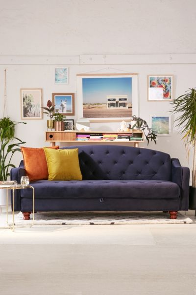 Adeline Storage Sleeper Sofa Urban Outfitters