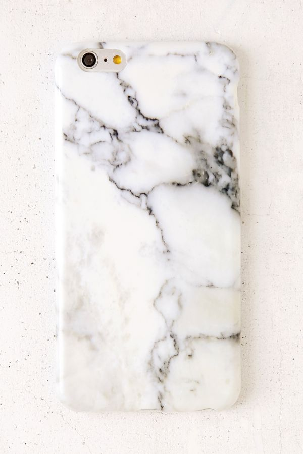 White Marble Iphone 6 Plus6s Plus Case Urban Outfitters