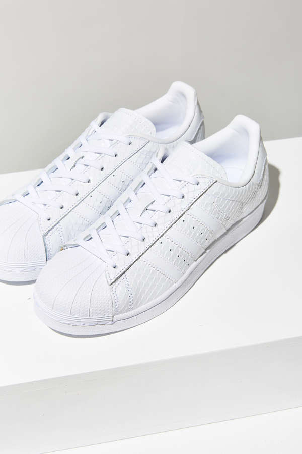 adidas originals superstar heren groen