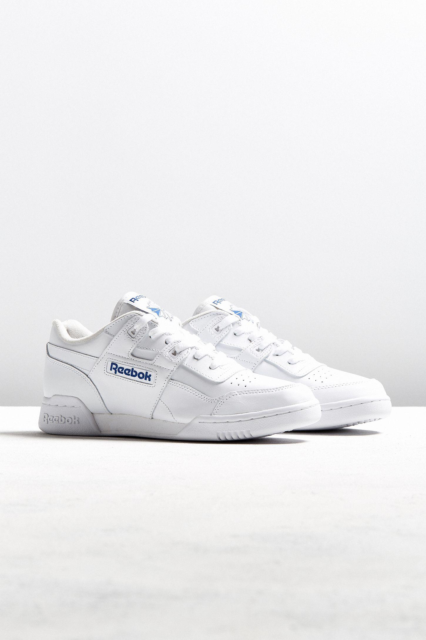 Reebok Workout Plus Lo Sneaker  98436649e