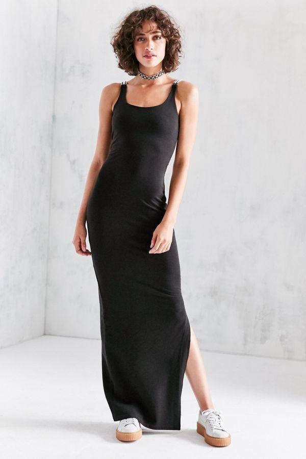 Puma Fenty By Rihanna Column Maxi Dress