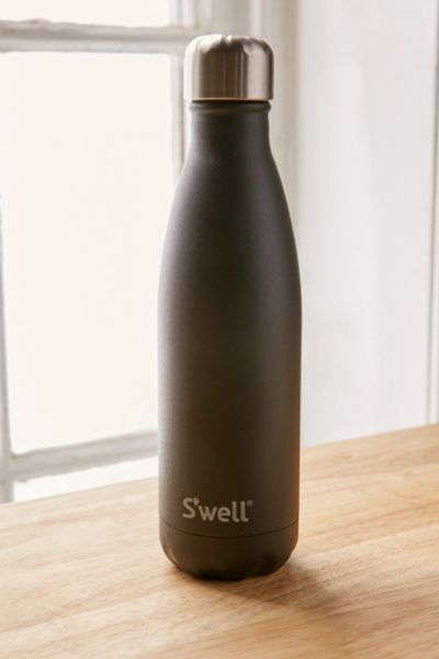 S'well Stone Water Bottle - Black One Size at Urban Outfitters