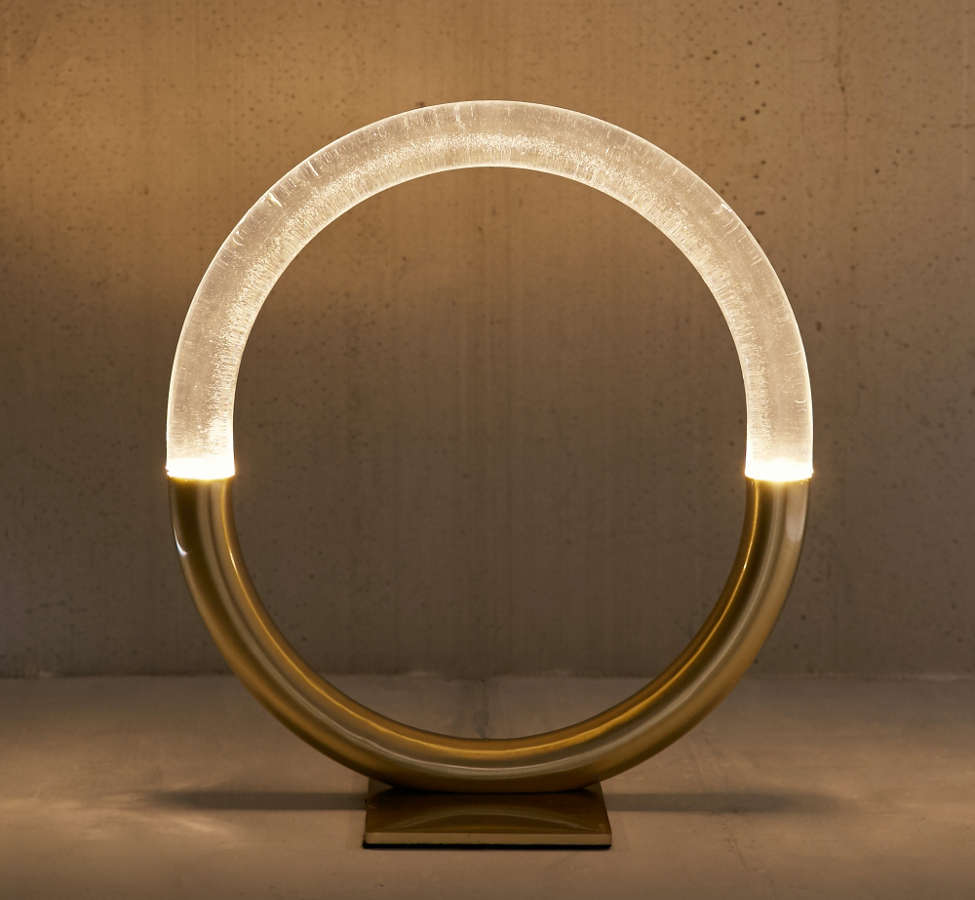 Slide View: 2: Helios LED Table Lamp