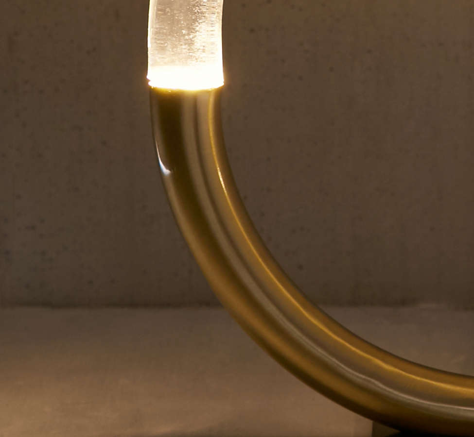 Slide View: 4: Helios LED Table Lamp
