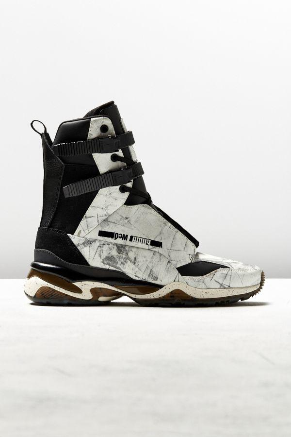 Puma X McQ By Alexander McQueen Tech Runner Mid Sneaker  d4f0370ed