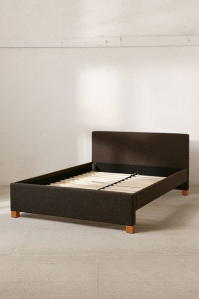Alaina Upholstered Platform Bed Urban Outfitters