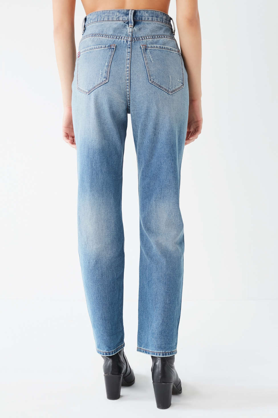Bdg Mom Jean Vintage Wash Urban Outfitters