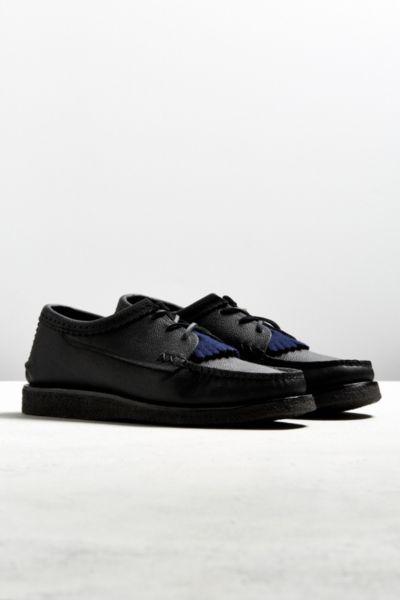 Yuketen Blucher Rocker Shoe