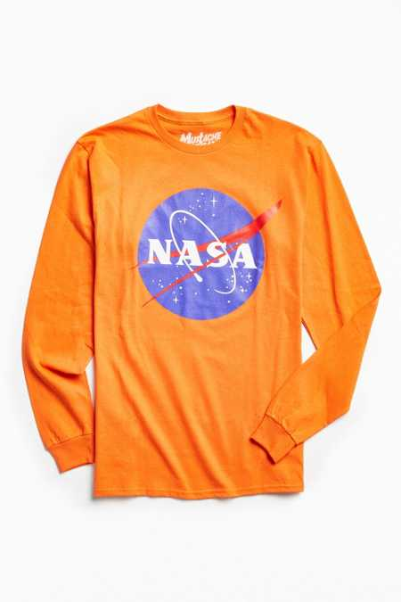 NASA Logo Long Sleeve Tee