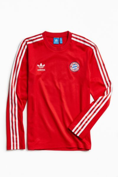 adidas Bayern Munchen Long Sleeve Jersey