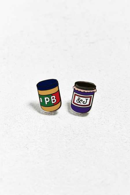 Pintrill PB&J Pin Set