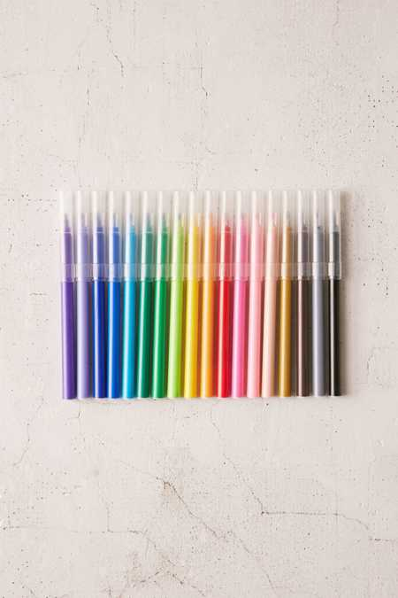 Coloring Markers Set