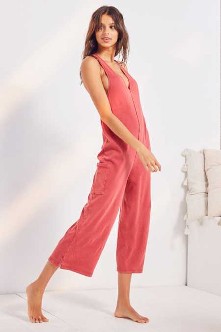 Out From Under Evi Midi Jumpsuit