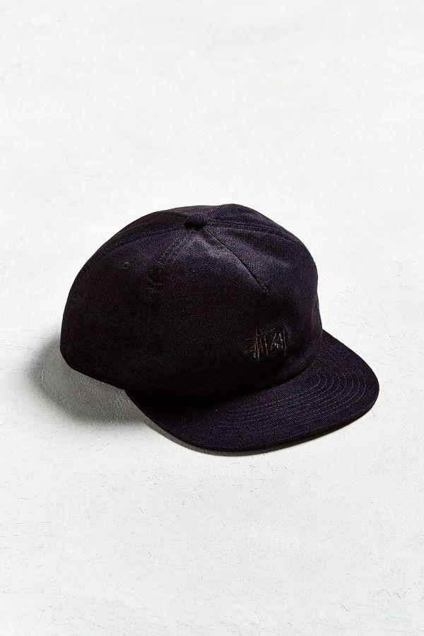 Stussy Velveteen Snapback Hat  39843301b3b