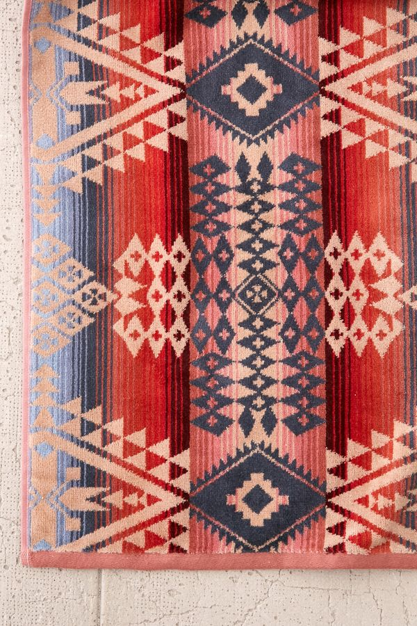 Pendleton Canyonlands Bath Towel Urban Outfitters