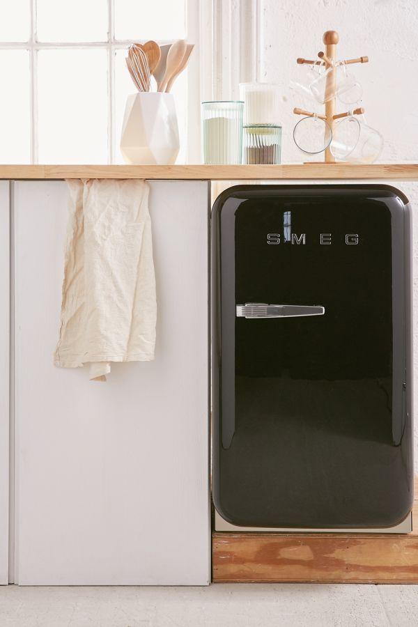 Smeg Mini Refrigerator Urban Outfitters