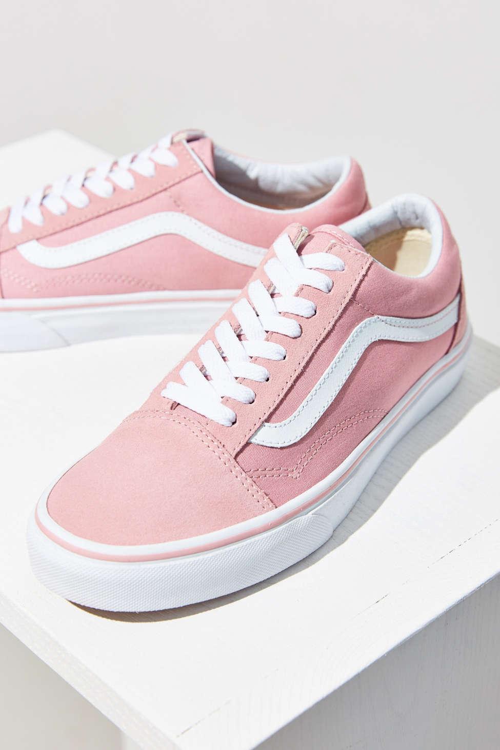 Vans Pink Old Skool Sneaker | Urban Outfitters