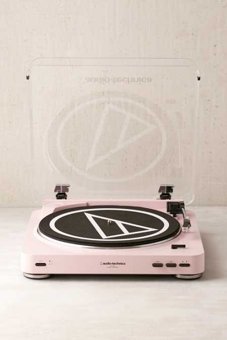 Audio-Technica X UO AT-LP60 Bluetooth Vinyl Record Player
