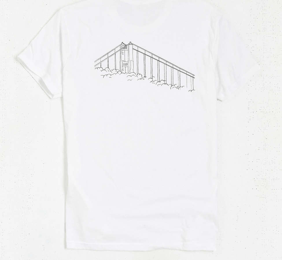 Slide View: 1: UO Souvenir San Francisco Everyone Is One Tee