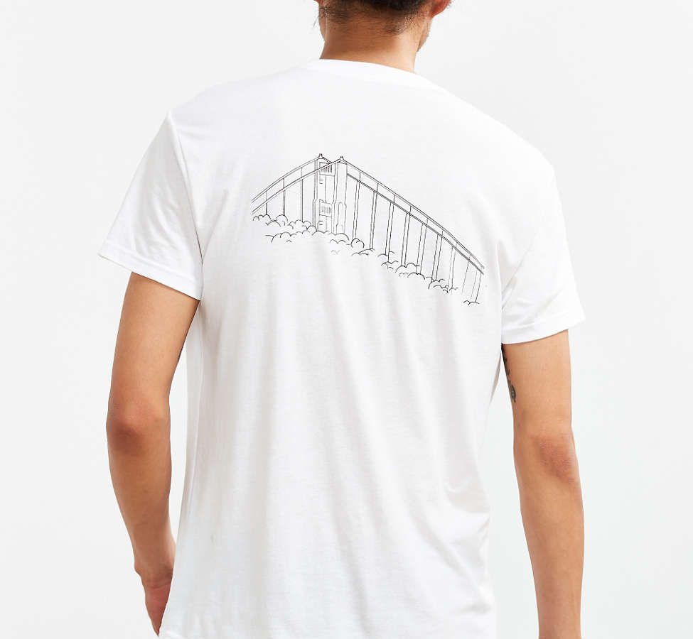 Slide View: 5: UO Souvenir San Francisco Everyone Is One Tee