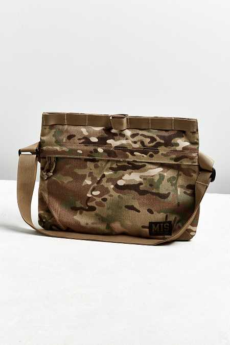 MIS California Padded Shoulder Bag