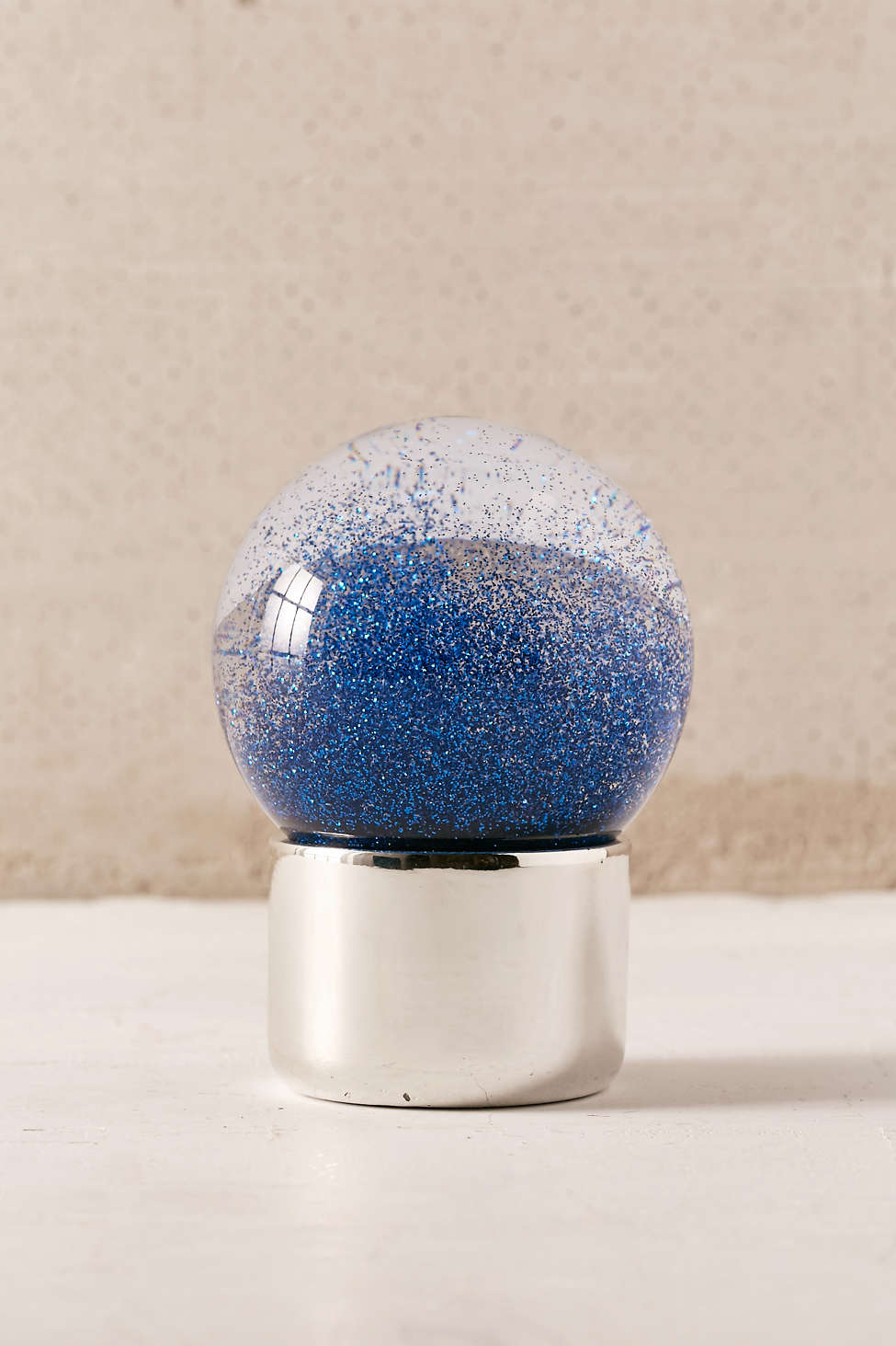 Midnight Snow Globe Urban Outfitters