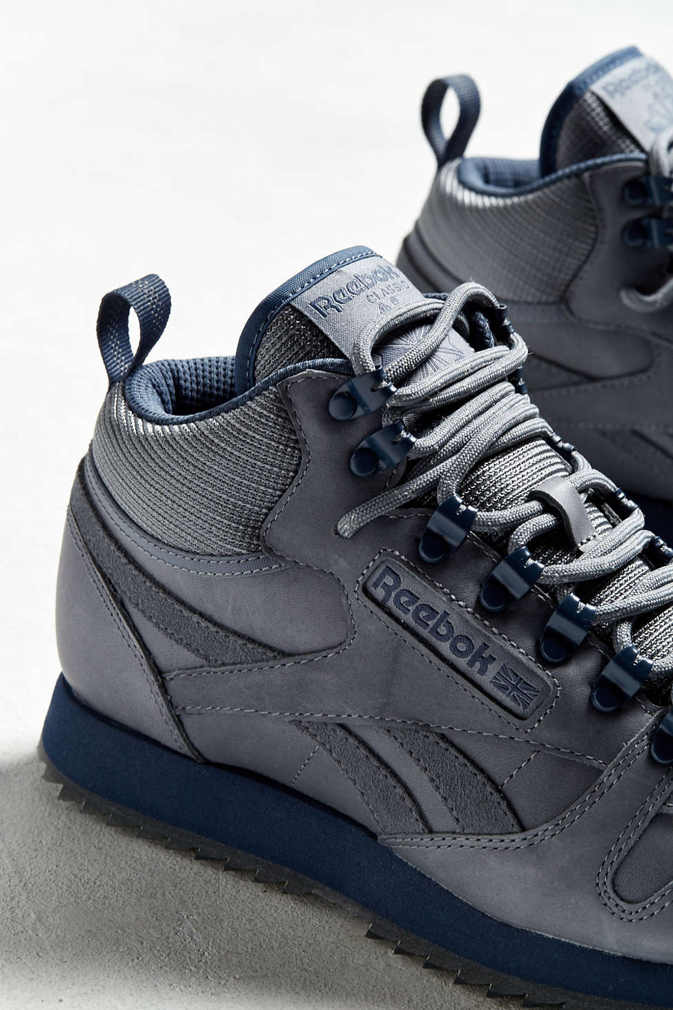 reebok classic leather mid thinsulate jackets