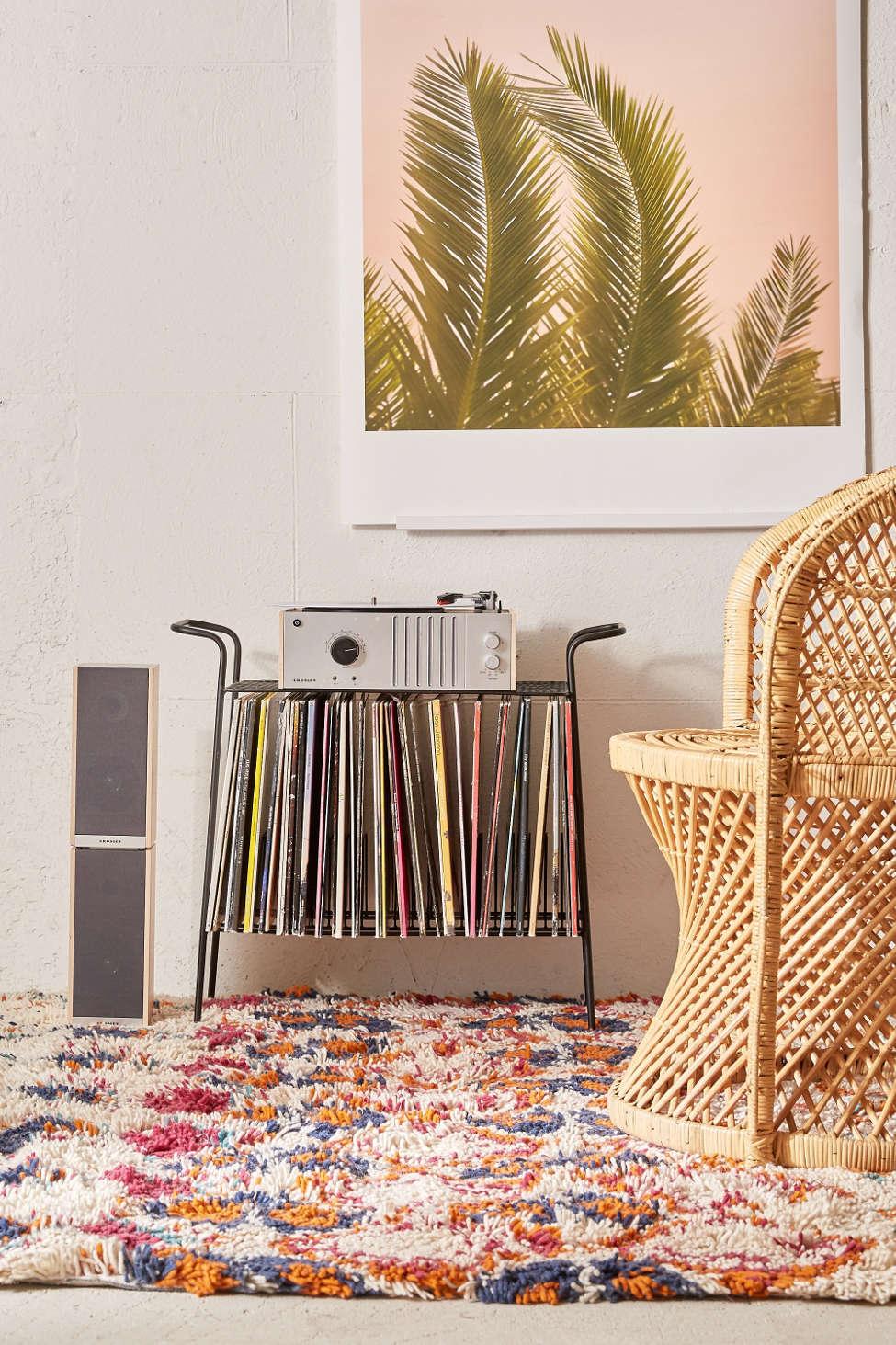 Larisa Vinyl Storage Urban Outfitters
