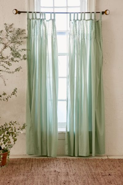 Corin Curtain - Olive 84