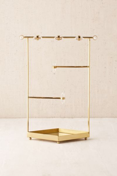 Crystal Jewelry Organizer Urban Outfitters