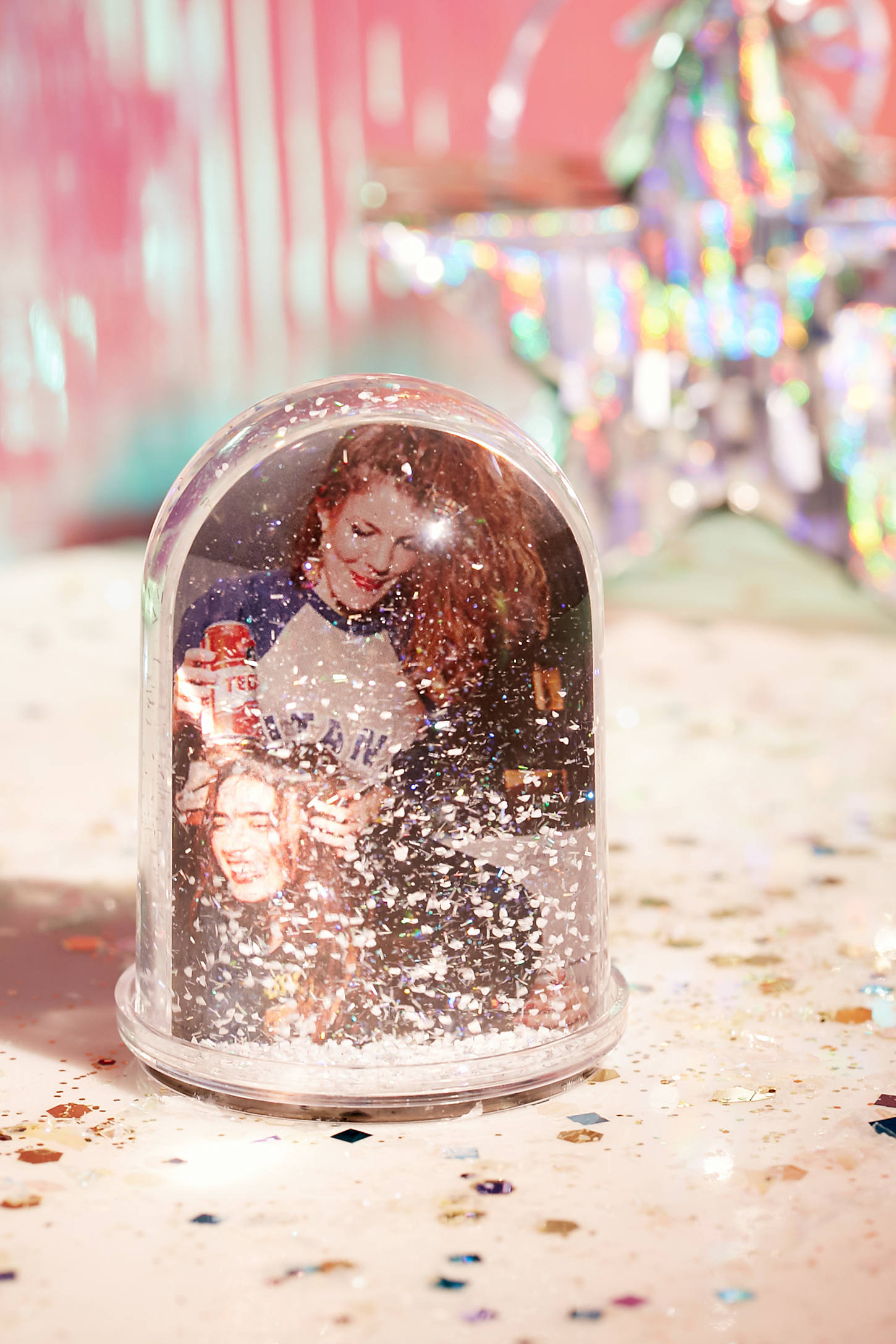 Snow Globe Picture Frame Urban Outfitters