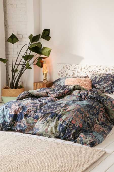 Sato Worn Duvet Cover